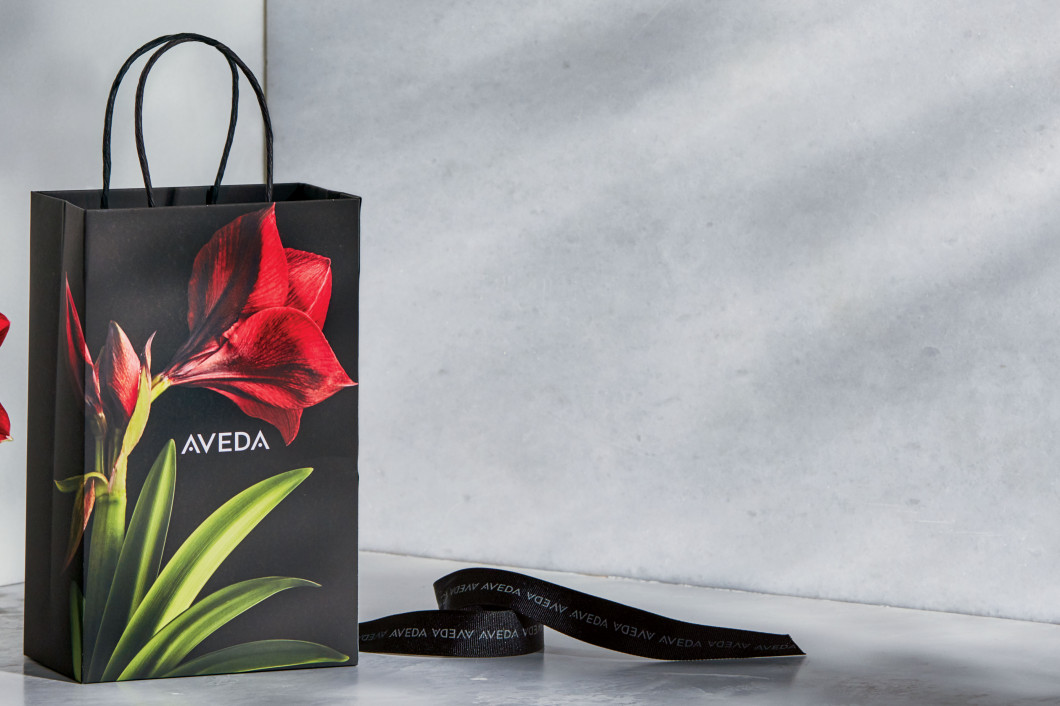 IT'S BEGINNING TO SMELL A LOT LIKE AVEDA